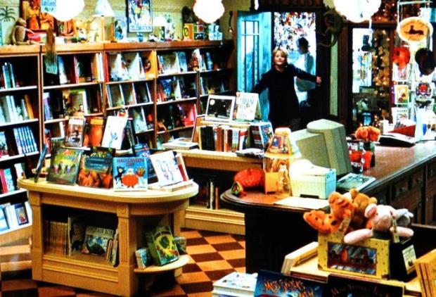 Scrittura scritture entra nella nella libreria diu